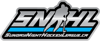 Sunday Night Hockey League • Bolton, Ontario